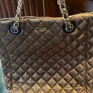 Kate Spade Leather Quilted Tote